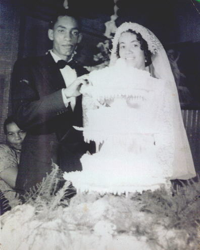 The Wedding in 1951