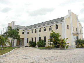 Living faith seventh day adventist church bahamas